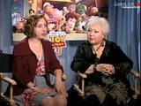 Toy Story 3 Mrs. Potato Head and Trixie Voices Exclusive Interview