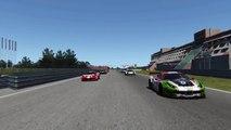 Ferrari Challenge - Gara 1 @Nurb Gp on Assetto Corsa