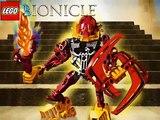 Bionicle:  Glatorian vs Hero Factory - Lego Series