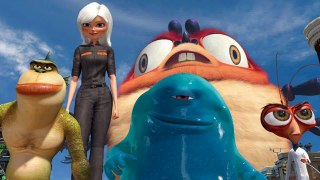 Watch Monsters vs Aliens Full Movie HD Dailymotion a¿