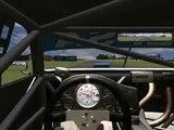 Probando la chevy de Spataro en el simulador de Turismo Carretera (Autodromo Oscar Alfredo Galvez)
