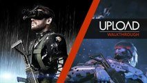 Metal Gear Solid V Ground Zeroes - Play as Raiden