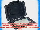 Pelican 1055CC HardBack Acer Iconia B1-720 / B1-721 Rugged Case (Crushproof Dustproof Watertight