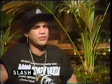 Guns N' Roses - End Of GN'R - Slash Interview 1995