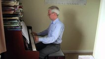 Minuet by unknown (BWV 116) from A M Bach Notebook played by Jim Paterson