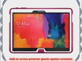 OtterBox Defender Series for Samsung Galaxy Tab Pro (10.1) and Galaxy Note 10.1 (White/Peony