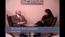 SV Green Tech Corp. Intro