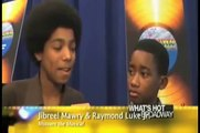 Motown The Musical: Jibreel Mawry-The original young Michael Jackson and his journey in Motown