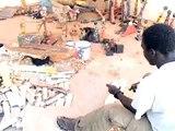 Artisanat Equitable Senegalais Poupée en papier maché