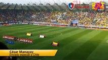 Copa América: Perú clasificado a cuartos de final tras empatar con Colombia