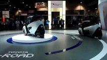 Autos, nuevo campo de batalla de gigantes tecnológicos