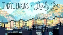 Animation Short film - Romantic Comedy  - Jinxy Jenkins, Lucky Lou HD 1080p.