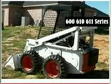 Bobcat 610 Clutch inspection and information - video dailymotion