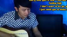 Shayne Ward - No Promises (Cover by Nathan Fingerstyle)