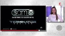 Terminator fait équipe avec Sam, le capitaine de soirée - 20150622