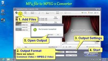 .MP4 to MPEG-2 Video Converter 2014 for Windows 8 Windows 7
