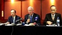 In Taipei, former US Senator Murkowski criticizes outside interference in Taiwan's elections