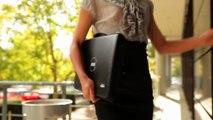 V-Shade - Die innovative Lifestyle-Mappe für Notebook und Tablet-PC