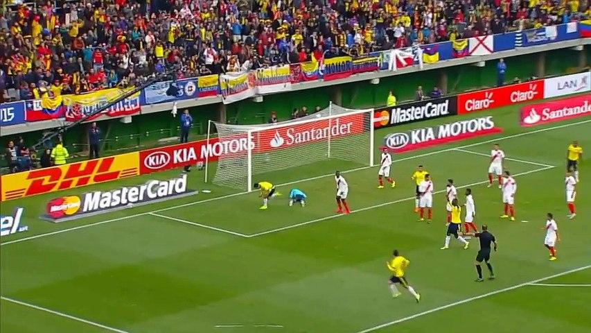 Copa America: Pizarros schönste Nullnummer