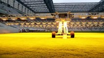 Arena da Baixada Stadium / Curitiba, Brazil