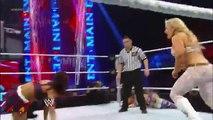Layla and Natalya vs Alicia Fox and Aksana Mar. 20, 2013s