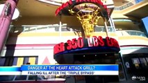 Heart Attack Grill in Las Vegas Sees Real-Life Heart Attack in 'Triple Bypass Burger' Eater