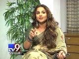 Yes, women like Vasudha exist - Vidya Balan on Hamari Adhuri Kahani - Tv9 Gujarati