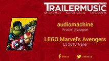 LEGO Marvel's Avengers - E3 2015 Trailer Music (audiomachine - Frozen Synapse)