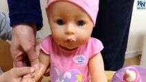 Đồ chơi trẻ em - Búp bê Bo hư không nghe lời cha mẹ nên bị đòn
