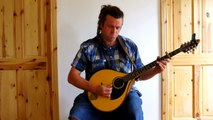 Irish bouzouki: Joe Doyle playing some jigs