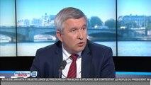 """Jean-Luc Laurent :"""" Le MRC sera présent aux présidentielles."""""""