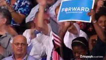 US election 2012: Barack Obama's pitch for a second term at Democratic National Convention