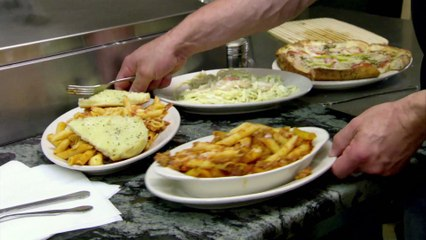 Probably The Best Pizza   Restaurant Impossible   Food Network Asia
