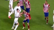 Sergio Ramos Real Madrid vs Atletico Madrid 1-1 Final2014 اتلتيكو مدريد 1-1 ريال مدريد - هدف راموس