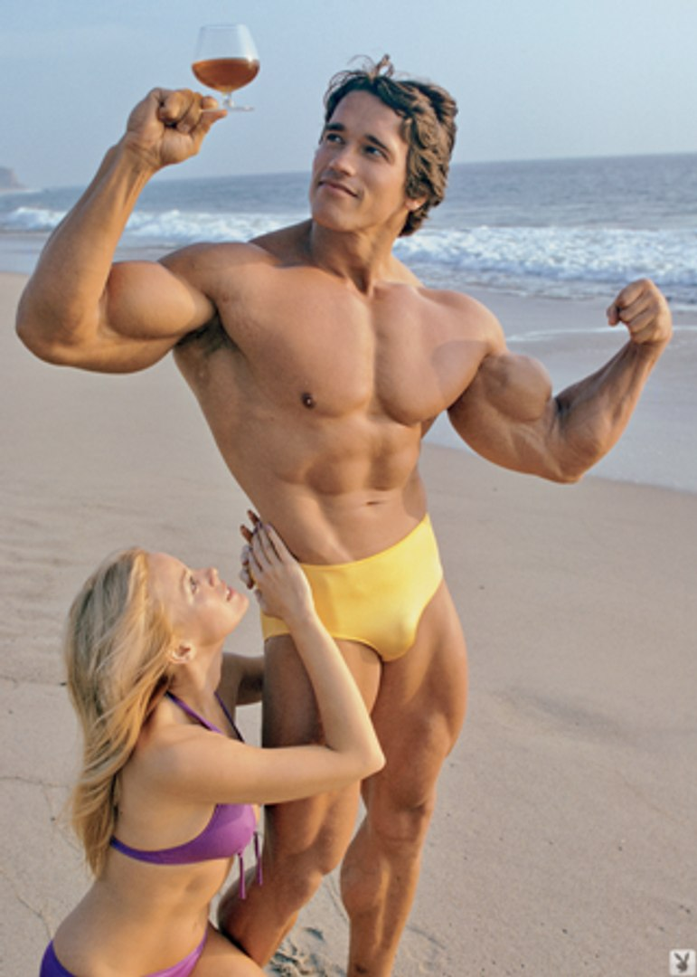 7x Mr  Olympia Arnold Schwarzenegger's Blueprint To Cut [ Vision ] 2015