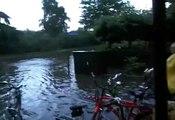 Wateroverlast Gelderland Harderwijk! (2)
