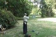 Kyudo (Japanese Archery) Demonstration