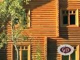 GÜLER DOĞA EVLERİ bolu ahşap kütük evler log homes kutuk ev