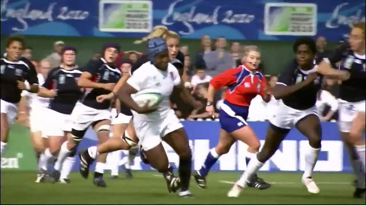 Maggie Alphonsi previews Women's Rugby World Cup final | England v Canada