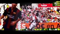 Barcelona 2015 - MSN - Messi Suarez Neymar ► Football in the whold 2015