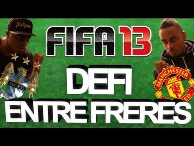FIFA13 ! LE DEFI DU POIVRE ! Manchester City - Manchester United