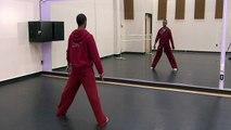 Hip Hop Dance Moves : Hip Hop Dance Moves: Jump Outs
