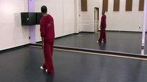 Hip Hop Dance Moves : Hip Hop Dance Moves: Gliding