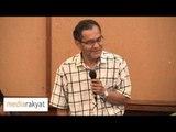 Dr Dzukefly Ahmad: Isu Menteri Besar Bukan Isu Prestasi, Tapi Isu Visi & Misi Pakatan Rakyat