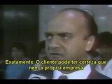 Início dos Caixas Eletrônicos no Brasil 1983