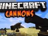 Minecraft Cannons Mod From Mianite Season 2 1.8