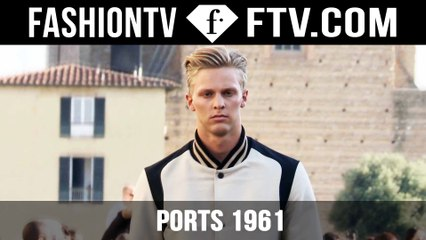 Ports 1961 Show Spring/Summer 2016 | Milan Collections: Men | FashionTV