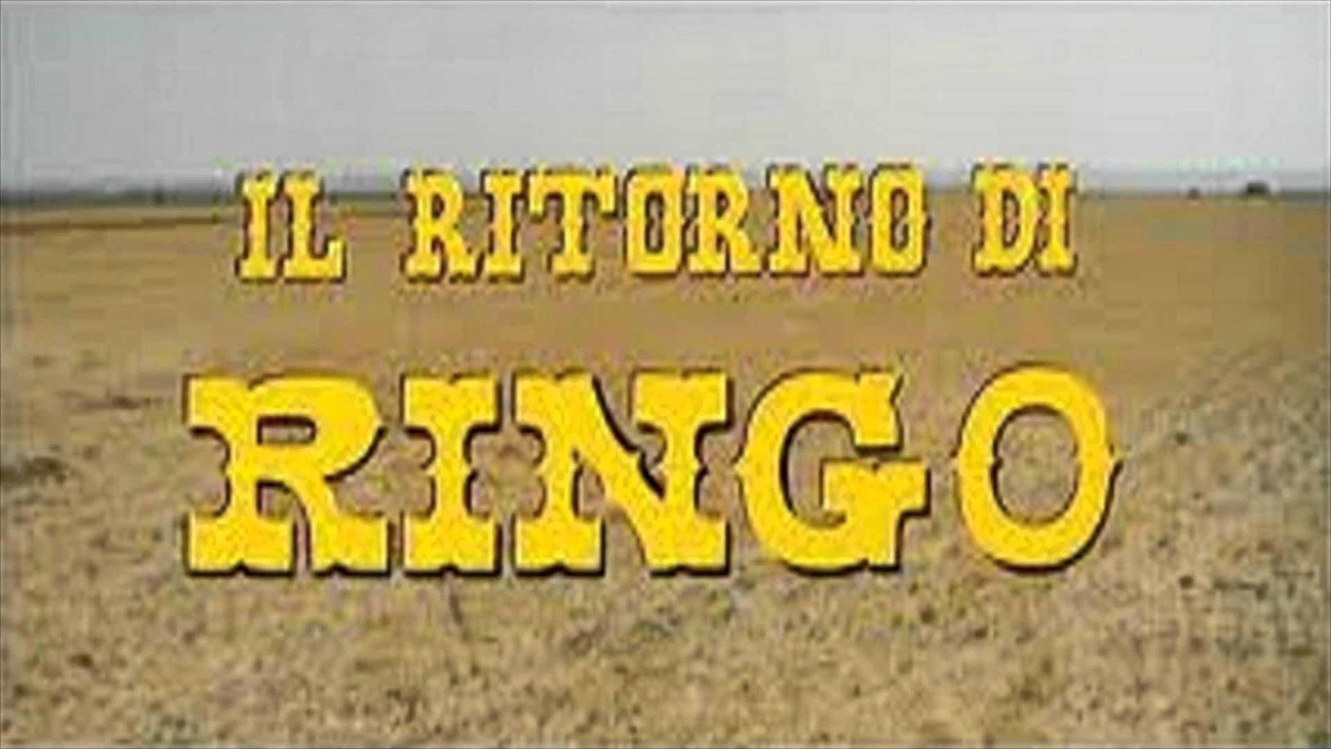 El retorno de Ringo (1965) Giuliano Gemma - Pelicula completa en español - Spaghetti Western