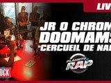 """Jr O Chrome & Doomams """"Cercueil de Nain"""" en live dans Planète Rap !"""