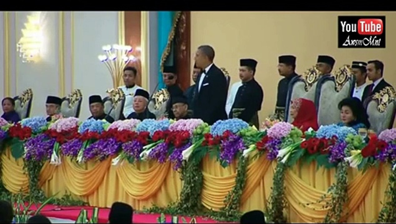 President Obama Speech In Malaysia 2014 Video Dailymotion